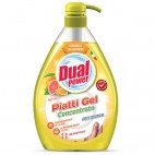 DUAL POWER GEL SUPER CONCENTRAT PENTRU VASE DE CITRICE 1L